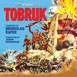 TOBROUK, COMMANDO POUR L'ENFER (TOBRUK) - BRONISLAU KAPER (CD)