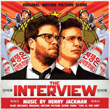 L'INTERVIEW QUI TUE ! (MUSIQUE DE FILM) - HENRY JACKMAN (CD + AUTOGRAPHE)
