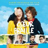 LE COEUR EN BRAILLE / QUE D'AMOUR (MUSIQUE) - PHILIPPE JAKKO (CD)