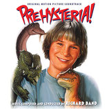 LES DINOSAURES ENCHANTES (PREHYSTERIA) MUSIQUE - RICHARD BAND (CD)