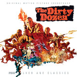 LES DOUZE SALOPARDS (THE DIRTY DOZEN) MUSIQUE - FRANK DE VOL (CD)