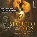 DANS SES YEUX (MUSIQUE) - FEDERICO JUSID - EMILIO KAUDERER (CD)