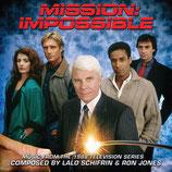 MISSION IMPOSSIBLE, 20 ANS APRES (MUSIQUE) - LALO SCHIFRIN (2 CD)