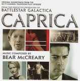 CAPRICA (MUSIQUE DE SERIE TV) - BEAR McCREARY (CD)