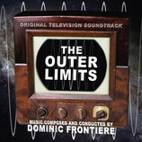 AU-DELA DU REEL (THE OUTER LIMITS) MUSIQUE - DOMINIC FRONTIERE (CD)
