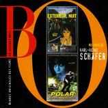 POLAR / EXTERIEUR NUIT (MUSIQUE DE FILM) - KARL-HEINZ SCHAFER (CD)