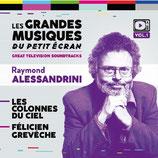 LES COLONNES DU CIEL / FELICIEN GREVECHE - RAYMOND ALESSANDRINI (CD)