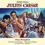 JULES CESAR (INTRADA 2021) - MUSIQUE DE FILM - MIKLOS ROZSA (CD)