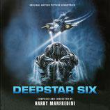 M.A.L. MUTANT AQUATIQUE EN LIBERTE (DEEPSTAR SIX) - HARRY MANFREDINI (CD)