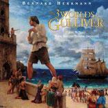 LES VOYAGES DE GULLIVER (MUSIQUE DE FILM) - BERNARD HERRMANN (CD)
