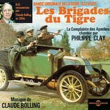 LES BRIGADES TU TIGRE (MUSIQUE DE SERIE TV) - CLAUDE BOLLING (2 CD)