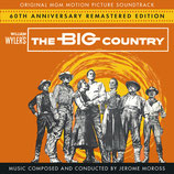 LES GRANDS ESPACES (THE BIG COUNTRY) MUSIQUE - JEROME MOROSS (2 CD)