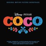 COCO (MUSIQUE DE FILM) - MICHAEL GIACCHINO (CD)