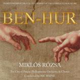 BEN-HUR (MUSIQUE DE FILM) - MIKLOS ROZSA (2 CD)