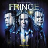 FRINGE SAISON 4 (MUSIQUE DE SERIE TV) - CHRIS TILTON (CD)
