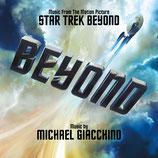 STAR TREK SANS LIMITES (STAR TREK BEYOND) - MICHAEL GIACCHINO (CD)
