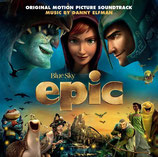 EPIC : LA BATAILLE DU ROYAUME SECRET (MUSIQUE) - DANNY ELFMAN (CD)