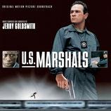 U.S. MARSHALS (MUSIQUE DE FILM) - JERRY GOLDSMITH (CD)