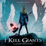 CHASSEUSE DE GEANTS (I KILL GIANTS) - LAURENT PEREZ DEL MAR (CD)