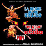 THE NIGHT OF THE SORCERERS - FERNANDO GARCIA MORCILLO (CD)