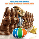 HOP (MUSIQUE DE FILM) - CHRISTOPHER LENNERTZ (CD)