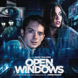 OPEN WINDOWS (MUSIQUE DE FILM) - JORGE MAGAZ (CD)