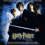 HARRY POTTER ET LA CHAMBRE DES SECRETS - JOHN WILLIAMS (2 CD)