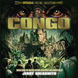 CONGO (MUSIQUE DE FILM) - JERRY GOLDSMITH (CD)