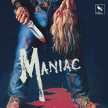 MANIAC (MUSIQUE DE FILM) - JAY CHATTAWAY (CD)