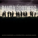 FRERES D'ARMES (BAND OF BROTHERS) MUSIQUE - MICHAEL KAMEN (CD)