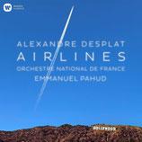 AIRLINES (MUSIQUE DE FILM) - ALEXANDRE DESPLAT (CD)