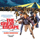 LA GRANDE EVASION (THE GREAT ESCAPE) - ELMER BERNSTEIN (3 CD)