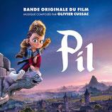 PIL (MUSIQUE DE FILM) - OLIVIER CUSSAC (CD)
