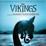LES VIKINGS (MUSIQUE DE FILM) - MARIO NASCIMBENE (CD)