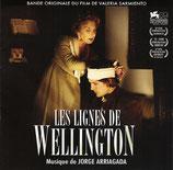 LES LIGNES DE WELLINGTON (MUSIQUE DE FILM) - JORGE ARRIAGADA (CD)