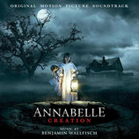 ANNABELLE 2 (ANNABELLE : CREATION) - BENJAMIN WALLFISCH (CD)