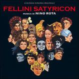 FELLINI SATYRICON / FELLINI ROMA (MUSIQUE DE FILM) - NINO ROTA (CD)