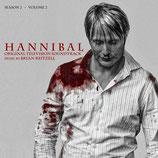 HANNIBAL - SAISON 2 VOLUME 2 (MUSIQUE) - BRIAN REITZELL (CD)