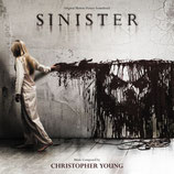 SINISTER (MUSIQUE DE FILM) - CHRISTOPHER YOUNG (CD)