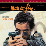 L'HOMME DE FEU (MAN ON FIRE) - MUSIQUE DE FILM - JOHN SCOTT (CD)