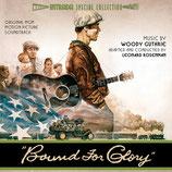 EN ROUTE POUR LA GLOIRE (MUSIQUE DE FILM) WOODY GUTHRIE - LEONARD ROSENMAN (CD)