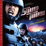 STARSHIP TROOPERS (MUSIQUE DE FILM) - BASIL POLEDOURIS (2 CD)