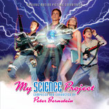 LES AVENTURIERS DE LA 4EME DIMENSION (MY SCIENCE PROJECT) MUSIQUE DE FILM - PETER BERNSTEIN (CD)