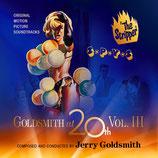 LES LOUPS ET L'AGNEAU / LES 'S' PIONS - JERRY GOLDSMITH (2 CD)