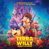 TERRA WILLY : PLANETE INCONNUE (MUSIQUE) - OLIVIER CUSSAC (CD)