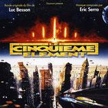 LE CINQUIEME ELEMENT (MUSIQUE DE FILM) - ERIC SERRA (CD)