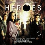 HEROES (MUSIQUE DE SERIE TV) - LISA COLEMAN - WENDY MELVOIN (CD)