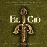 LE CID (EL CID) MUSIQUE DE FILM - MIKLOS ROZSA (2 CD)