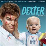 DEXTER SAISON 4 (MUSIQUE SERIE TV) - DANIEL LICHT - ROLFE KENT (CD)