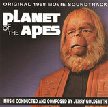 LA PLANETE DES SINGES (PLANET OF THE APES) MUSIQUE FILM - JERRY GOLDSMITH (CD)